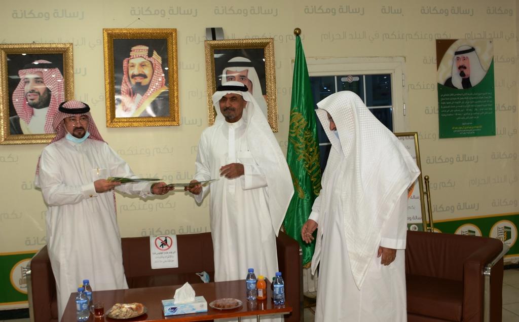 الزايدي يوقع عقد شراكة مع مؤسسة الجودة والتميز الدولية
